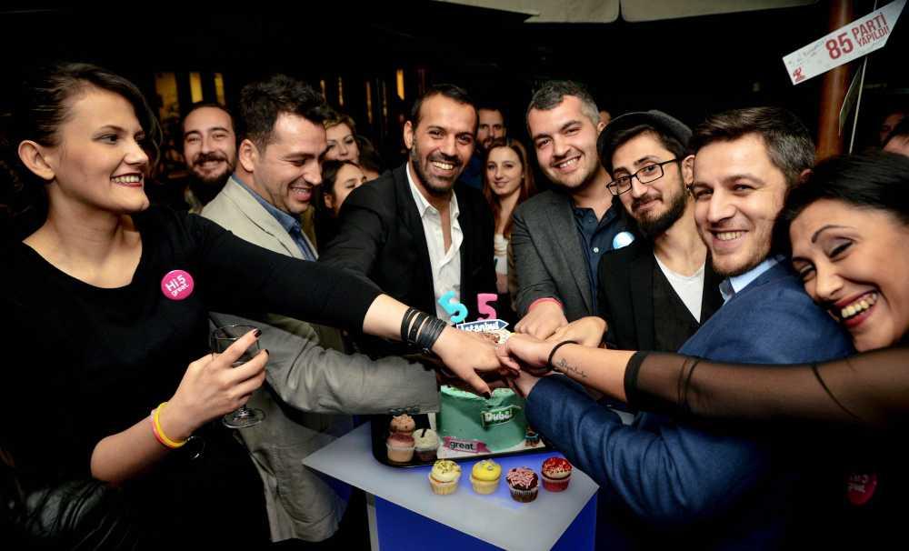 GREAT Reklam Ajansı, 5. Yaşını Newyork ve Dubai ofisleri ile kutladı