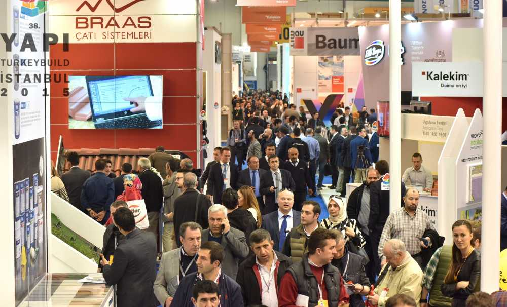 ITE Turkey ve YEM Fuarcılık Genel Müdürü Burcu Başer, yapı sektöründeki gelişmeleri değerlendirdi.