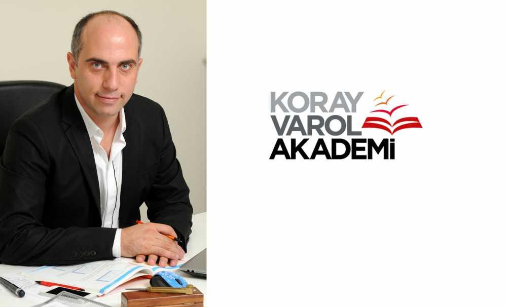 Koray Varol, 2015'te sınava hazırlanan 10.000 öğrenciyi motive etti