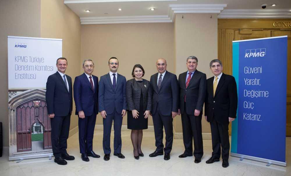 KPMG Türkiye'nin ilk ve tek 'Denetim Komitesi Enstitüsü'nü hayata geçirdi