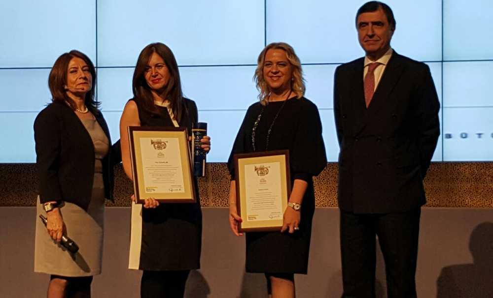 L'Oréal Türkiye, 2015'te Türkiye'de itibarını en çok artıran kozmetik markası ödülüne layık görüldü