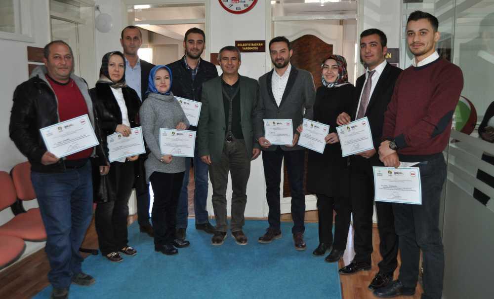 Osmanlı şehri Göynük'te turizm sektöründe eğitimli işletmeciler ve çalışanlar hizmet verecek