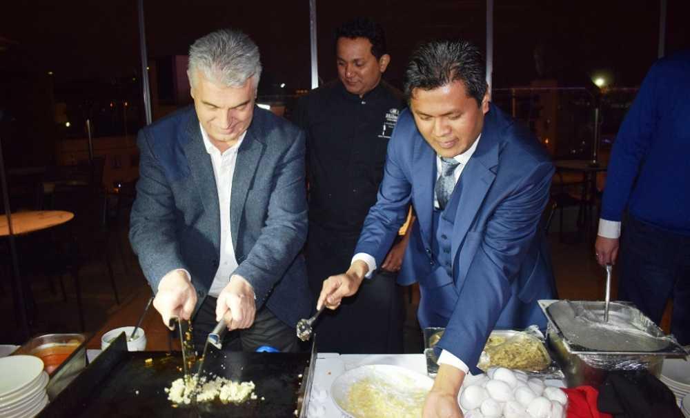 Sri Lanka Türkiye ile ekonomik  ilişkileri geliştirmek için atakta...
