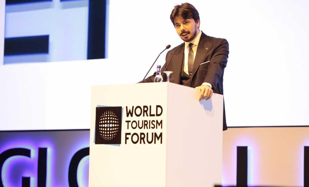 """Turizmin Davos'u """"World of Tourism Forum"""" Şubat Ayında İstanbul'da"""