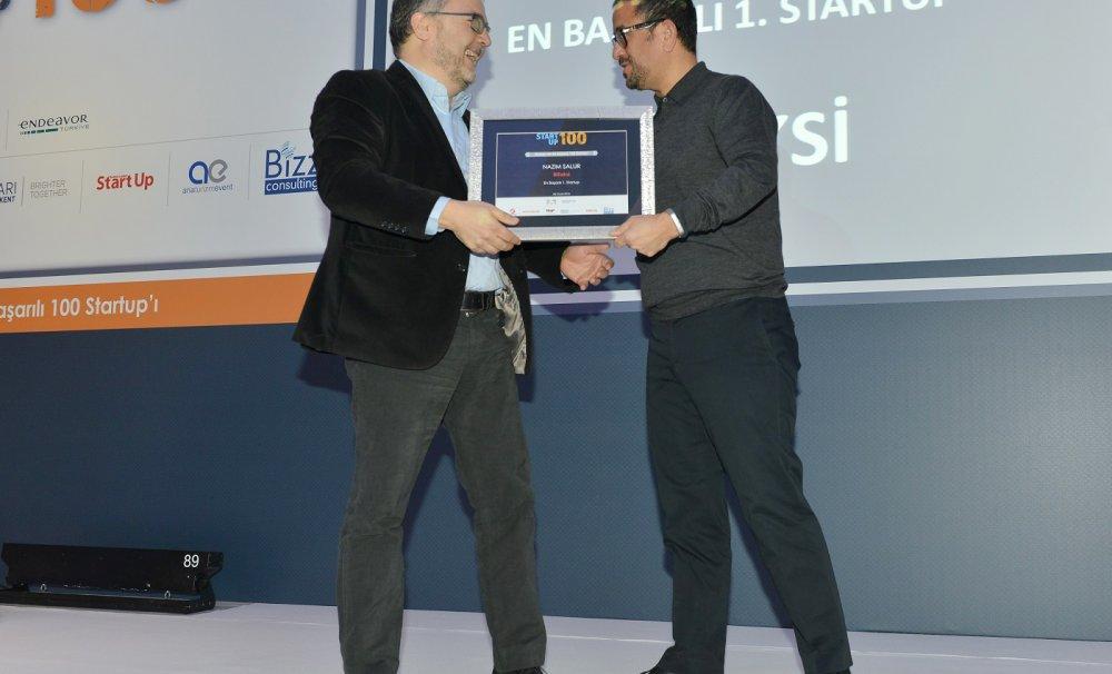 Türkiye'nin en iyi StartUp'larına  BiTaksi ve Getir damgasını vurdu