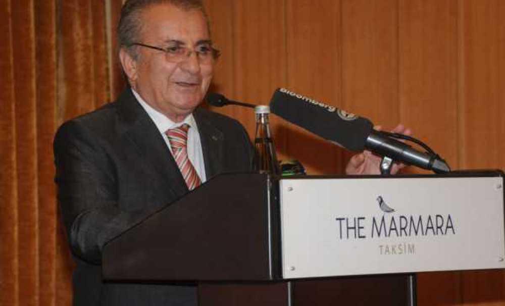 TÜROB The Marmara Taksim Hotel'de Üyeleri ile Buluştu