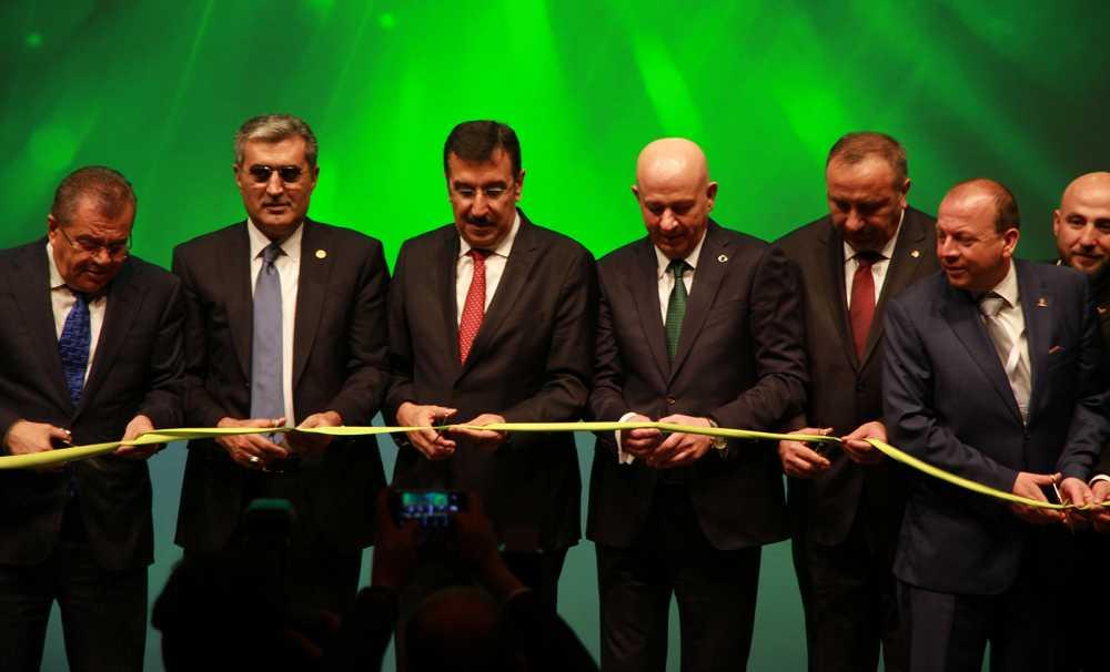 Yerel Zincirler Buluşuyor 2016, Bakan Tüfenkci'nin katılımıyla açıldı