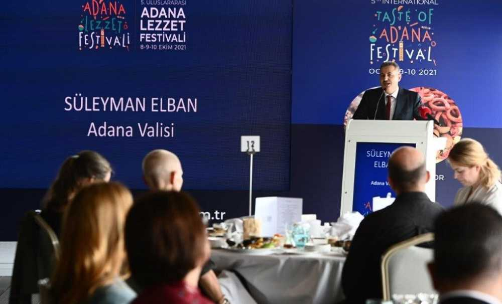 5. Uluslararası Adana Lezzet Festivali, 8-10 Ekim tarihlerinde gerçekleşecek ...