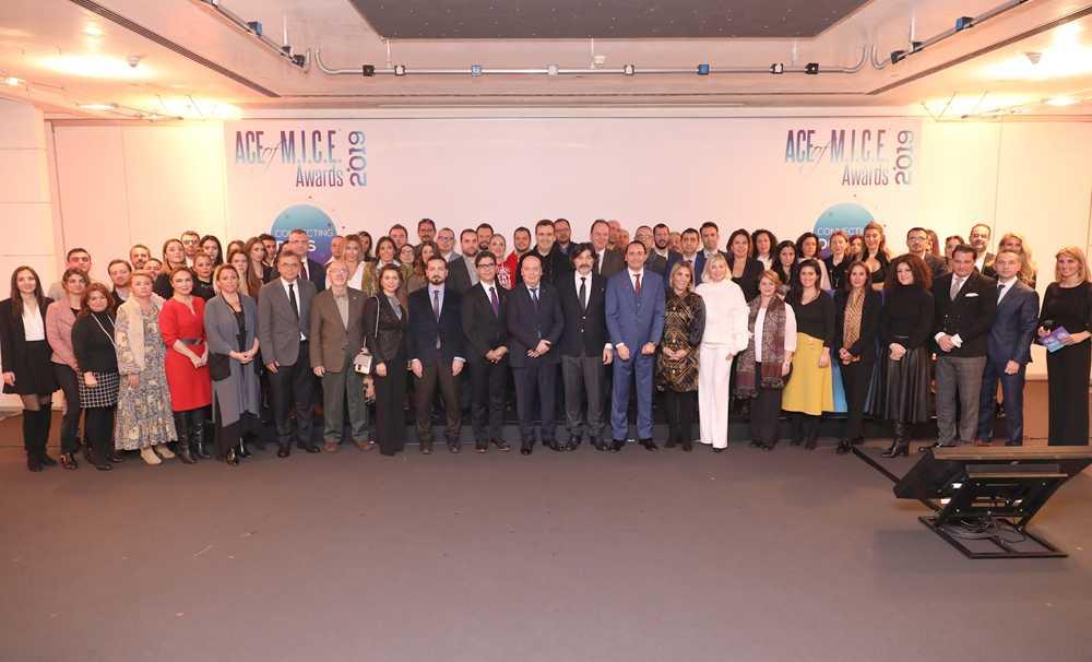 ACE of M.I.C.E. Awards Etkinlik ve Toplantı Ödülleri'nin Jüri-Finalist Toplantısı gerçekleşti