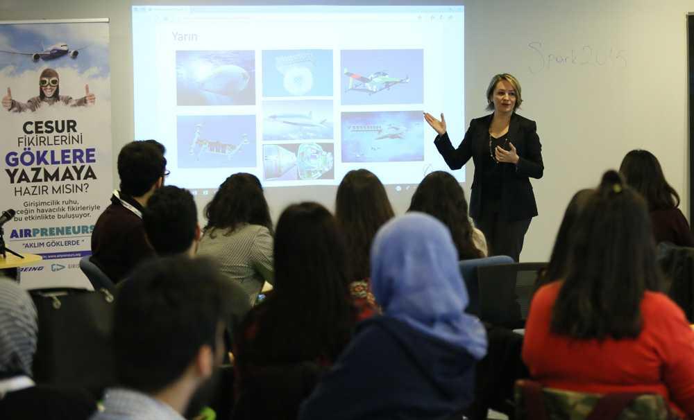 Airpreneurs Programı Ankara'da