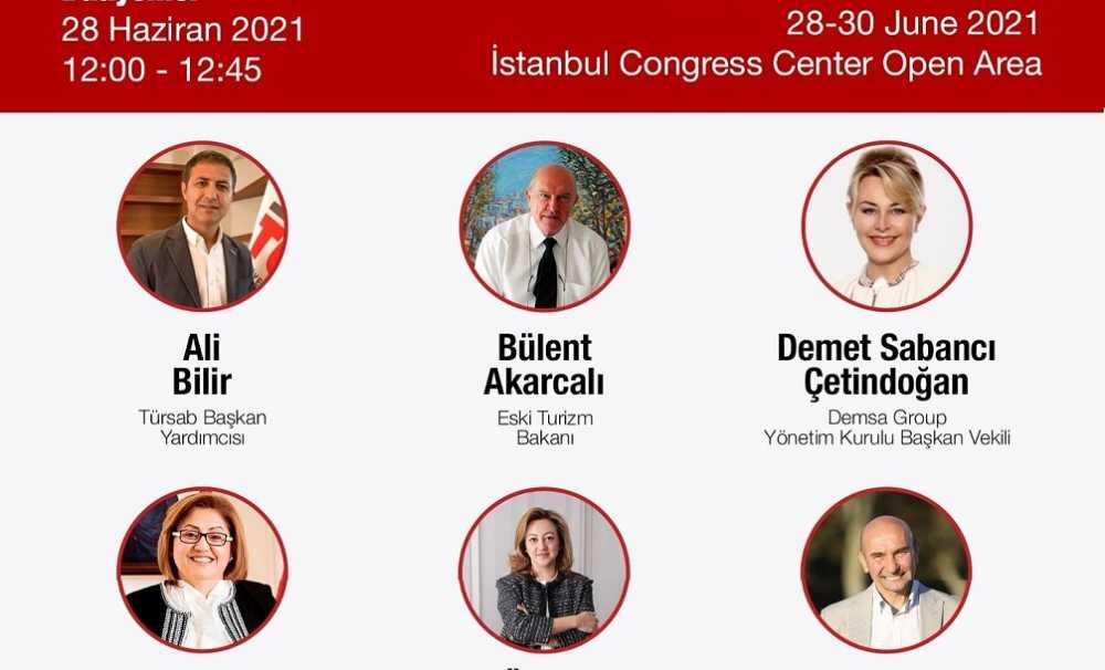 Gastro Show, 28-30 Haziran 2021 tarihlerinde İstanbul Kongre Merkezi Açık Alan - ICC'de gerçekleştirilecek.