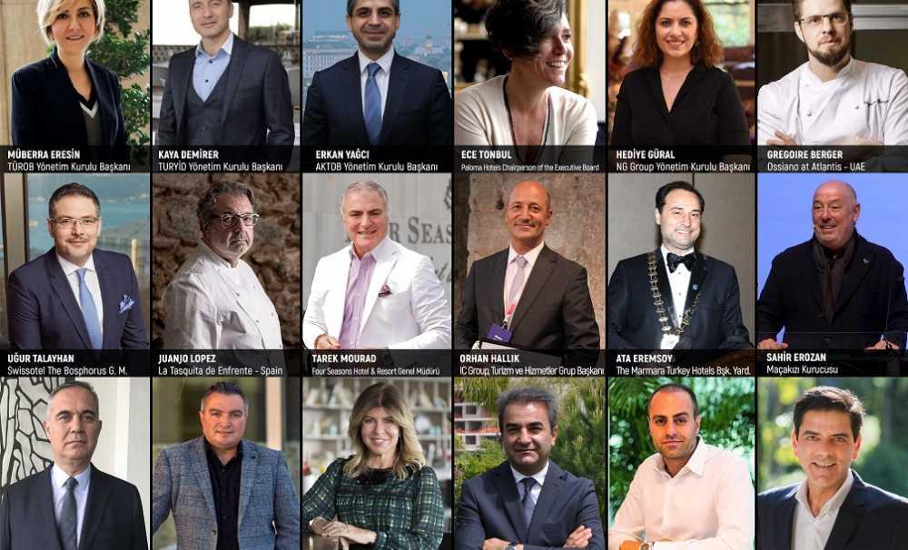 Gastronomi turizmi ve ağırlama sektörünün önde gelen isimleri  FSUMMIT'te bir araya geliyor.
