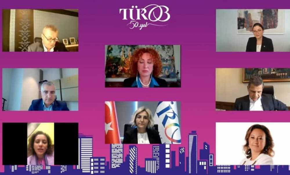 TÜROB'un düzenlediği panelde, kadın oranının artırılması hedefi öne çıktı...