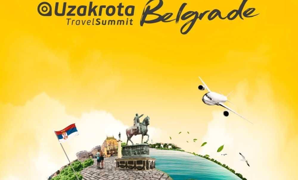 Uzakrota Balkan Travel Summit  Belgrad'da gerçekleşecek....