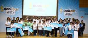 Geleceğin Bilişim Dehaları Kodu Cup'ta Turizm İçin Kod Yazdı