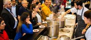 'Gıda'da 1 milyar dolarlık ihracat pazarının  kapısı CNR EXPO'da açılacak