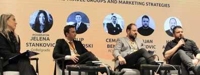 Uzakrota etkinliği 10 Mart'ta Belgrad'da gerçekleşti...