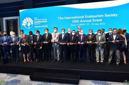 """""""16. Uluslararası EkoturizmÇalıştayı"""" Tokat'ta gerçekleşti."""