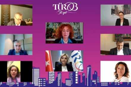 TÜROB'un düzenlediği panelde, kadın oranının artırılması hedefi öne çıktı…