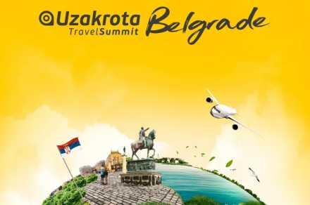 Uzakrota Balkan Travel Summit  Belgrad'da gerçekleşecek….