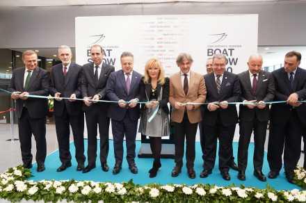 CNR Avrasya Boat Show kapılarını ziyaretçilerine açtı.