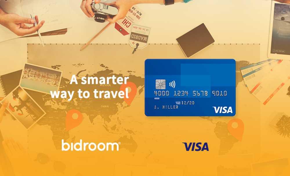 Avrupa Visa kart sahiplerine, Bidroom'a altı aylık ücretsiz erişim imkanı