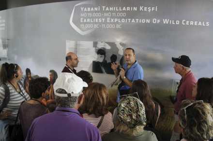 """""""Kültür turizmi lafta kalmasın, şimdi harekete geçme zamanı"""""""