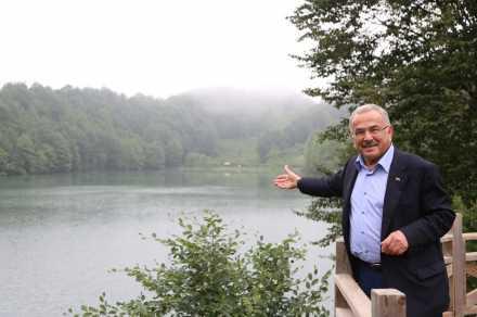 Ordu Büyükşehir Belediye Başkanı Hilmi Güler, şimdi de Su Verimliliği (SUVER) yasa taslağını hazırlıyor.