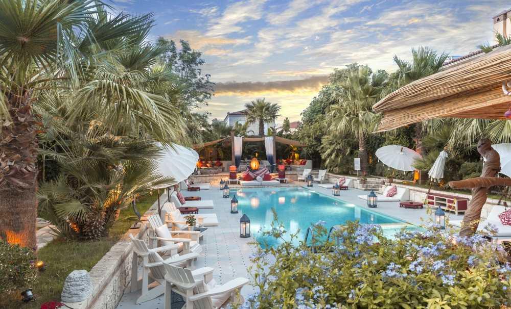 Alaçatı La Capria Suite Otel,Avrupa'nın En Heyecan Verici 20 Oteli arasında