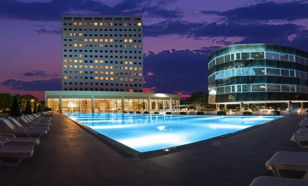 Antalya'da Saklı cennet The Marmara Antalya...