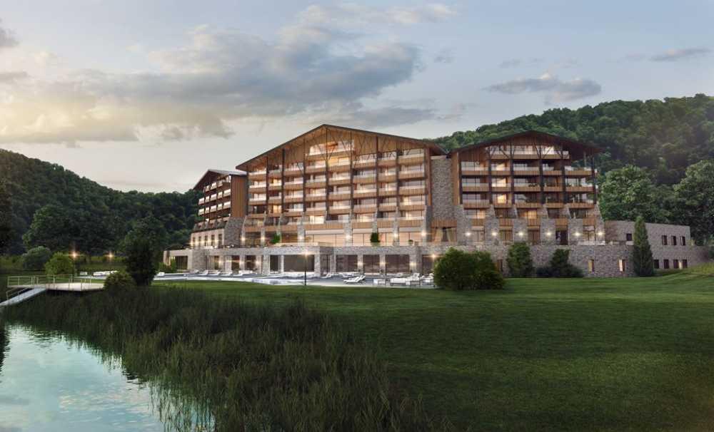 Chenot Palace Health Wellness Hotel Gabala; Bir İyi Olma Merkezi
