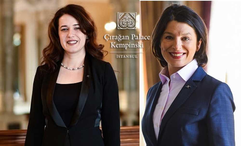 Çırağan Palace Kempinski İstanbul'da Kadın Gücü