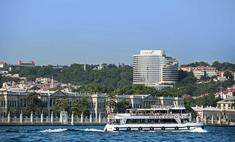 Conrad İstanbul Bosphorus Meraklılarını Lüksün Yeni Halini Deneyimlemeye Davet Ediyor...
