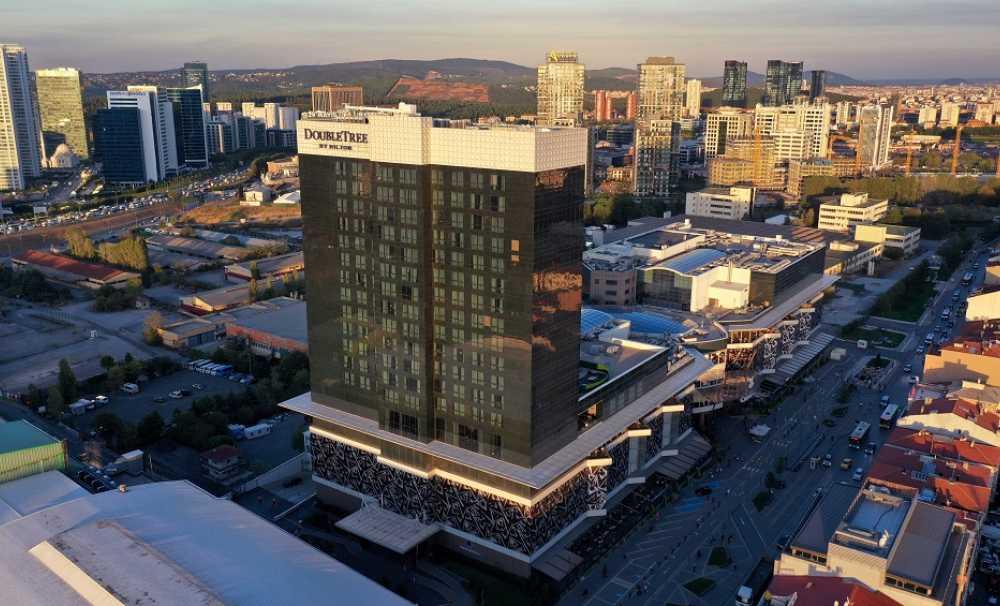 DoubleTree By Hilton Canpark Ümraniye, keyifli bir konaklama deneyimi sunuyor...