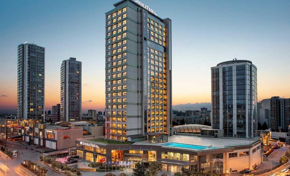 DoubleTree by Hilton en yeni otelini Ataşehir'de açıyor.