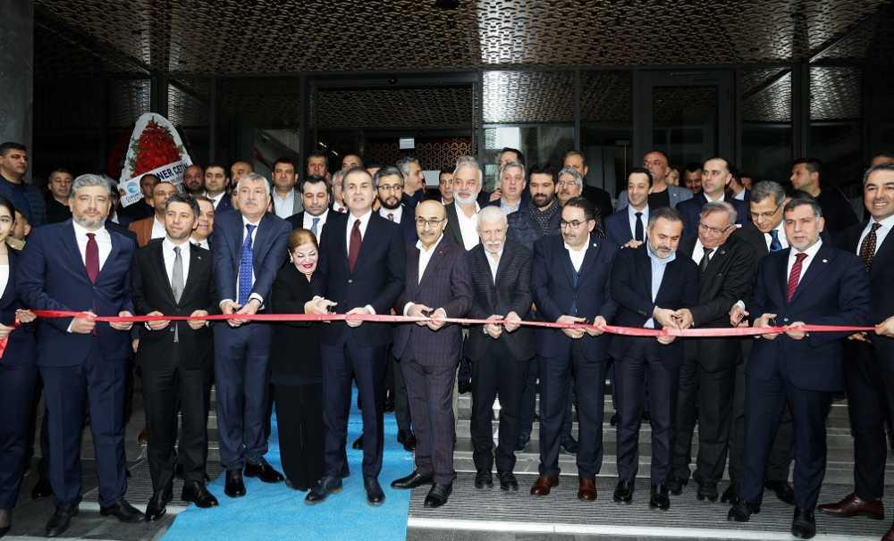 DoubleTreeby Hilton Adana'nın Resmi AçılışIı Gerçekleşti....