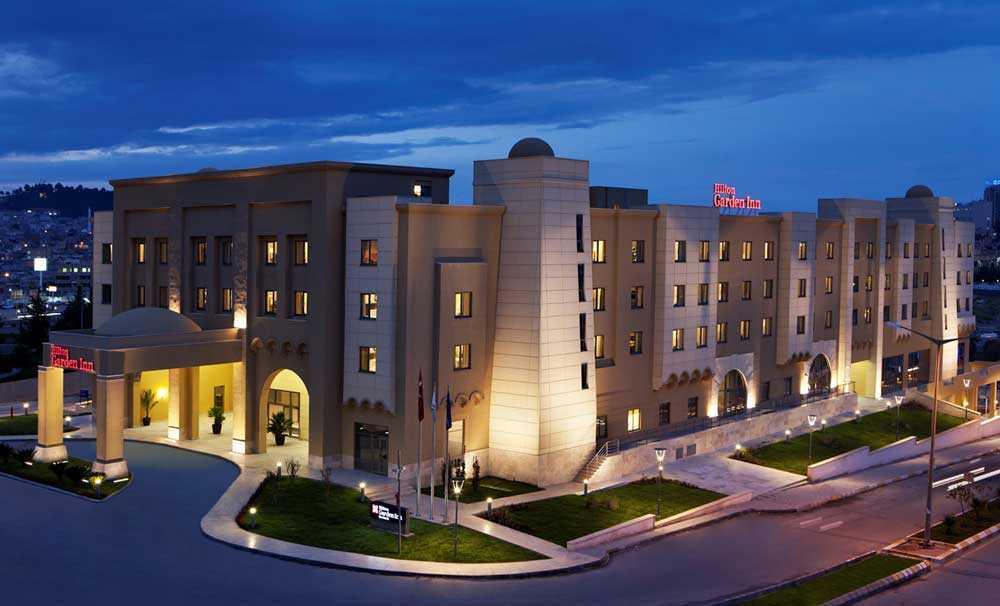 Hilton Garden Inn Şanlıurfa ile Zamanda Yolculuğa Çıkın
