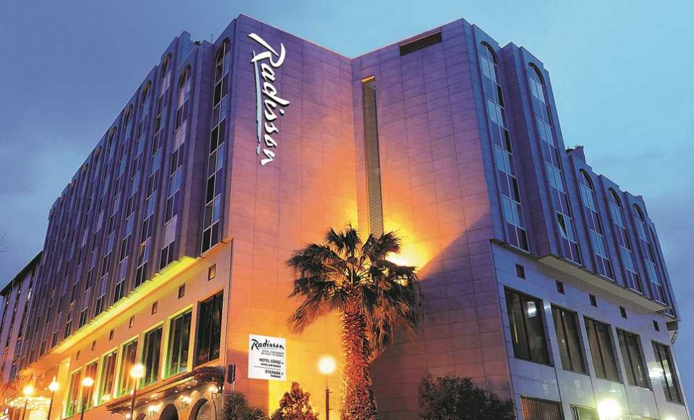 Radisson President Beyazıt İstanbul Hotel,Güvenli Turizm Sertifikasını almaya hak kazandı....