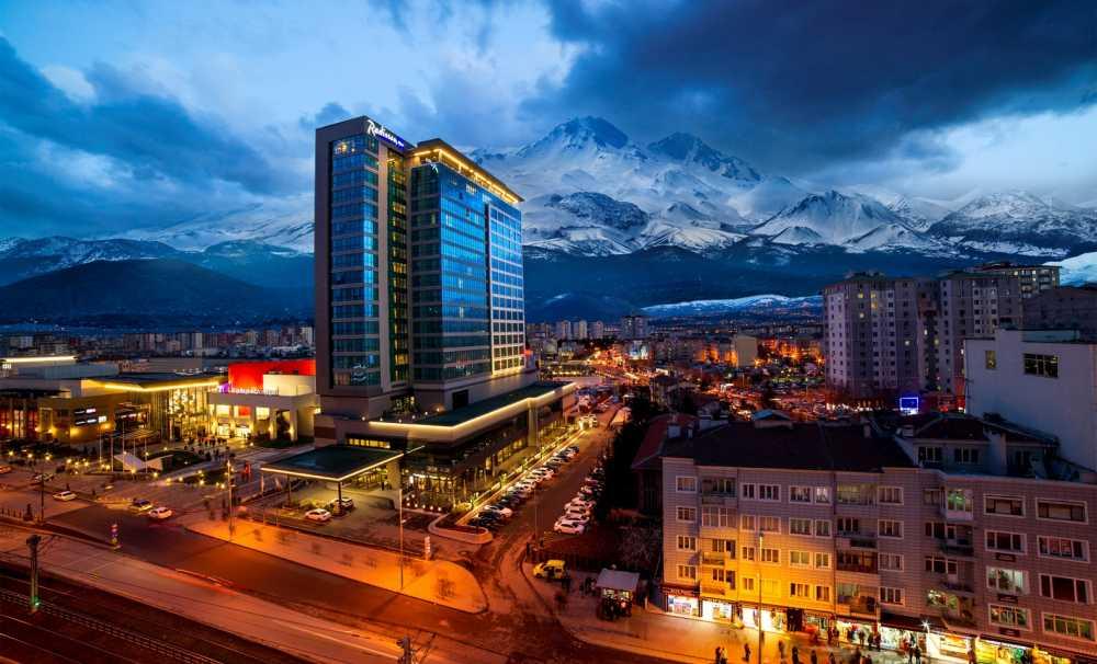 RadissonBlu Hotel Kayseri, Dünyanın Zirvesinde...