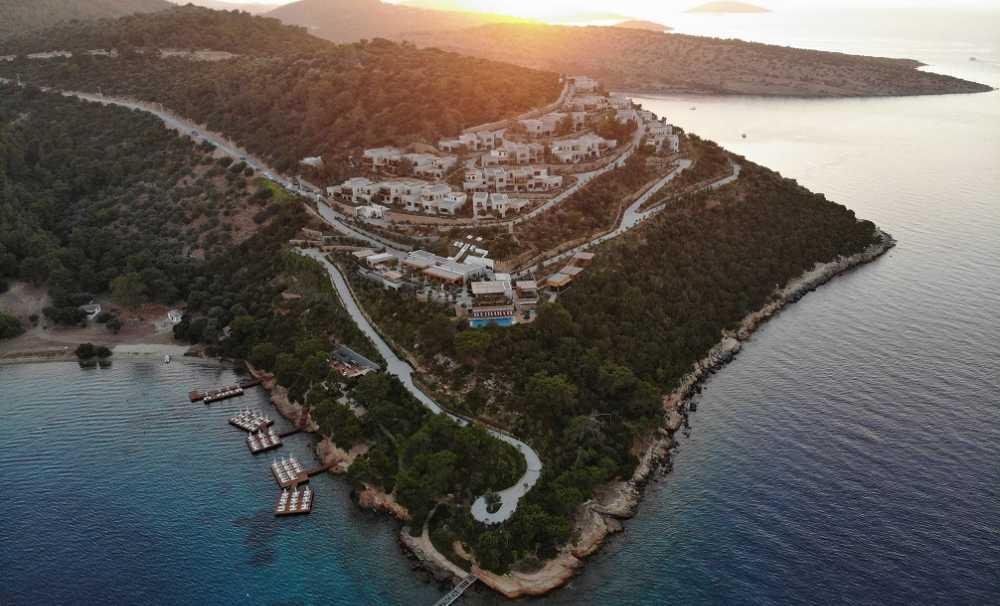 """The Telegraph Gazetesi, Bodrum Loft'u """"Avrupa'nın En Yeni 25 Oteli""""arasında gösterdi..."""