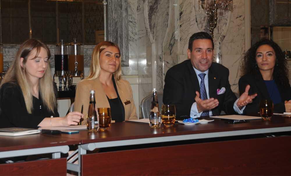 Türkiye'nin ilk uzak doğu Oteli Shangri-La Bosphorus İstanbul, gelişinin 5. yılını kutluyor!