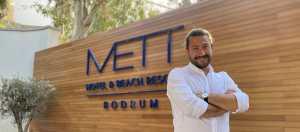 METT Hotel & Beach Resort Bodrum'un satış direktörlüğüne Aykut Akyüz getirildi...