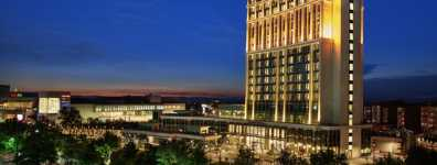 Avrupa, Orta Doğu ve Afrika'nın En İyisi DoubleTree by Hilton Malatya Oteli