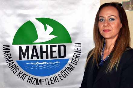 MAHED 2019 'un ilk eğitimini verdi