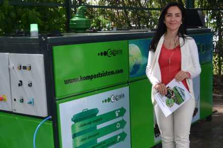 Oteller organik atıklarını gübreye dönüştürecek