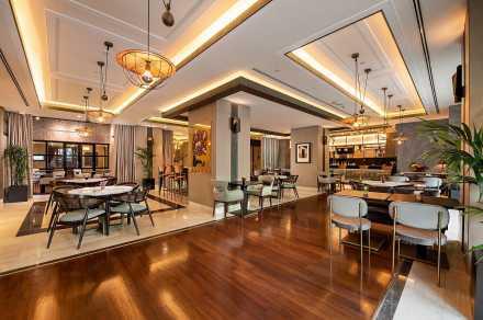 The Artisan Istanbul Mgallery,sanat dokusuyla yeni otelini Gümüşsuyu'nda açtı.