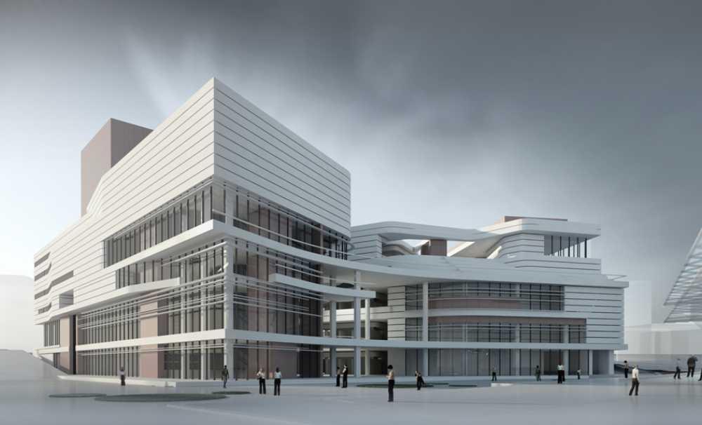 Antalya'nın Doğu Garajı Kültür ve Ticaret Merkezi Yükseliyor