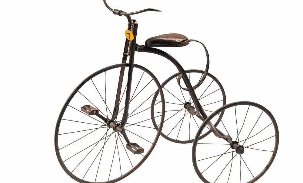 Bisikletin 200 Yıllık Yolculuğu Rahmi M. Koç Müzesi'nde