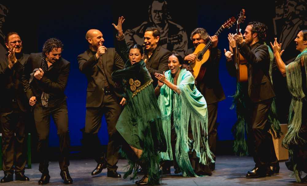 Flamenko'nun Divası Sara BARAS geliyor