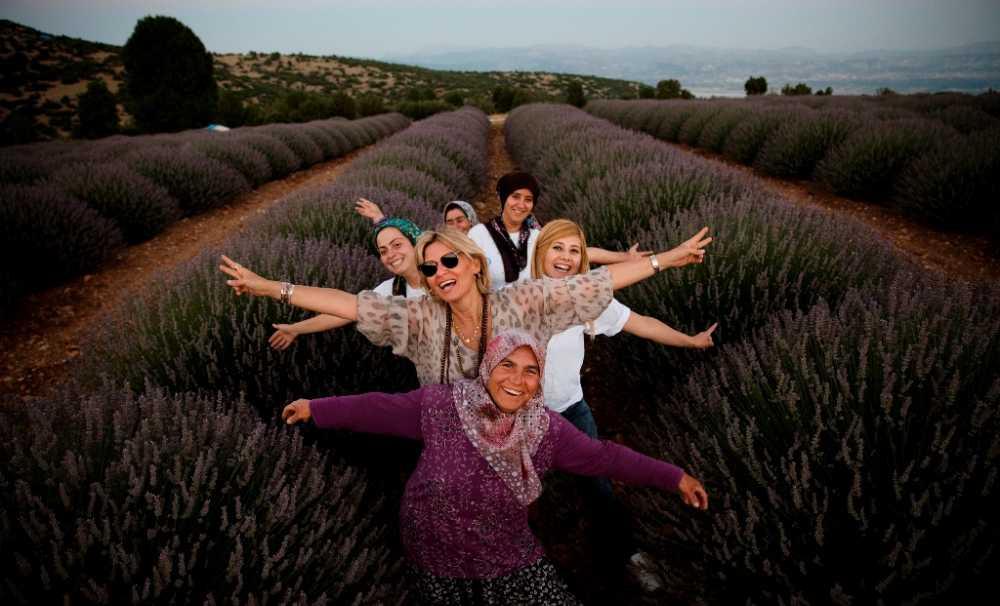 Gelecek Turizmde İle 10 Yıl 10 Şehir 10 Hikaye